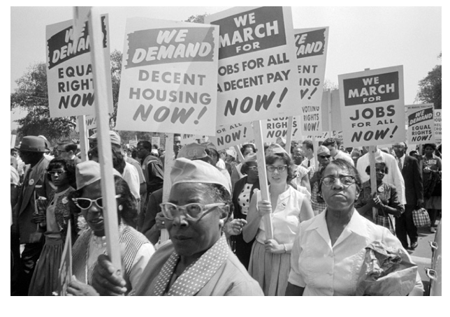 discrimination in housing in 1950s On how the federal housing administration justified discrimination  the country,  those homes in the late 1940s and 1950s sold for about twice.