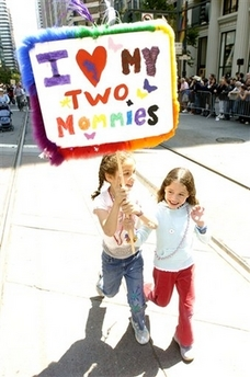 ... adoption say it is discrimination against them for being Gay, ...
